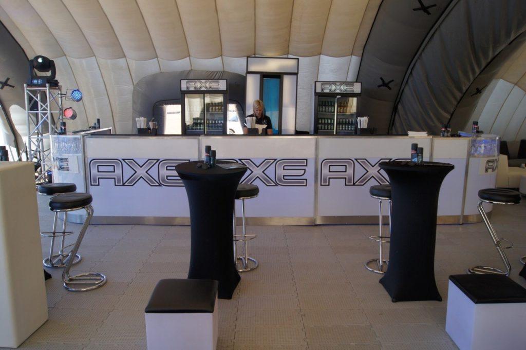 VIP Bar range